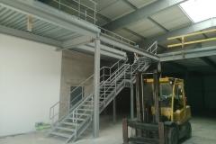 Serrurerie 2 Escalier industriel
